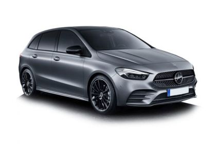 Lease Mercedes-Benz B Class car leasing