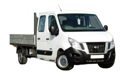 Lease Nissan NV400 van leasing