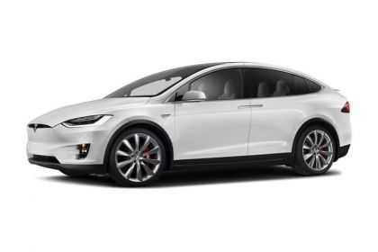 Lease Tesla Model X car leasing