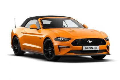 Lease Ford Mustang car leasing