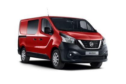 Lease Nissan NV300 van leasing