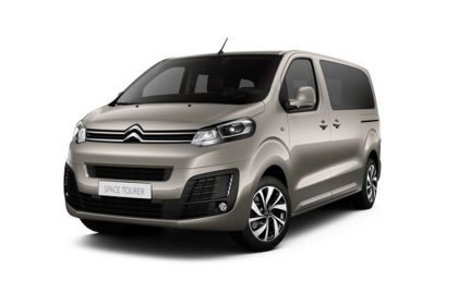 Lease Citroen SpaceTourer car leasing