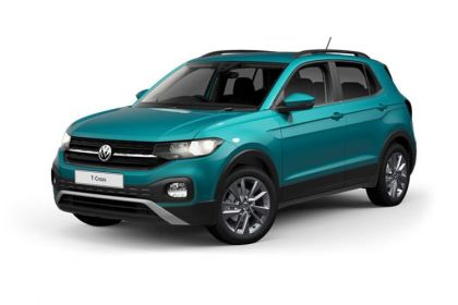 Lease Volkswagen T-Cross car leasing