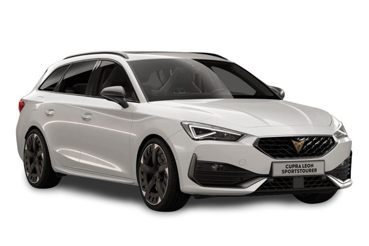CUPRA Leon Estate 1.4 eHybrid PHEV 12.8kWh 245PS VZ2 5Dr DSG [Start Stop] back view