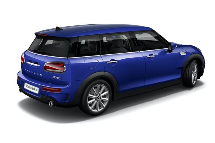 MINI Clubman John Cooper Works All4 2.0  306PS  6Dr Steptronic [Start Stop] [Nav Plus] back view