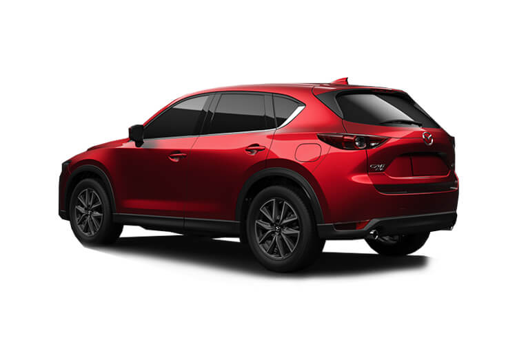 Mazda CX-5 SUV 2.0 SKYACTIV-G 165PS GT Sport 5Dr Auto [Start Stop] back view