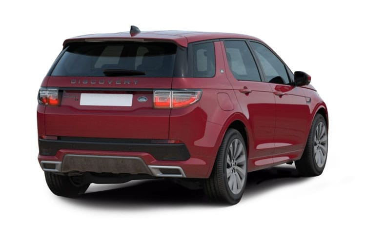 Land Rover Discovery Sport SUV 2.0 P MHEV 250PS R-Dynamic HSE 5Dr Auto [Start Stop] [7Seat] back view