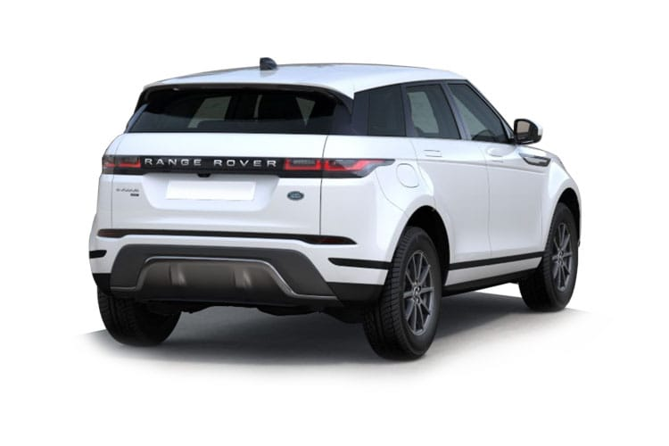 Land Rover Range Rover Evoque SUV 5Dr 2.0 P MHEV 249PS  5Dr Auto [Start Stop] back view