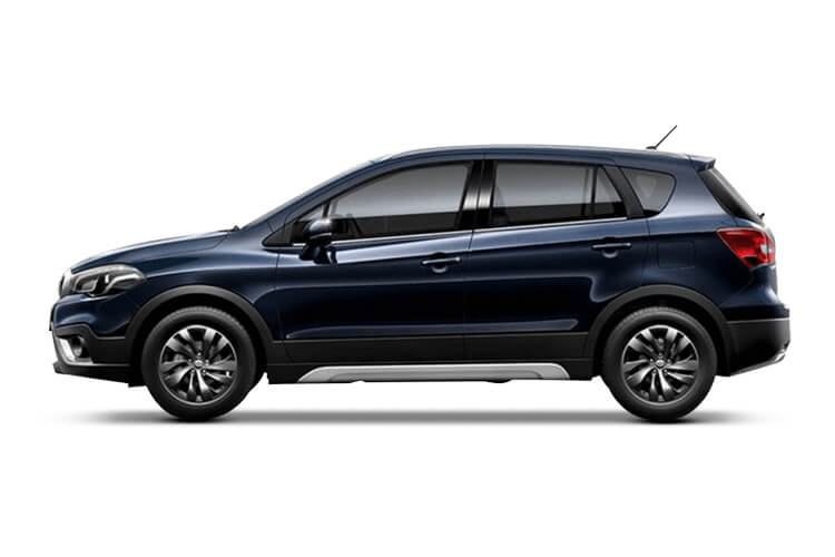 Suzuki S-Cross SUV 1.4 Boosterjet 140PS SZ5 5Dr Auto [Start Stop] back view