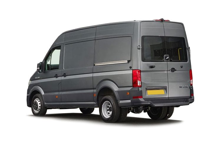MAN TGE 3.140 3.5t Extra Long FWD 2.0 d FWD 140PS  Van Extra High Roof Auto [Start Stop] back view