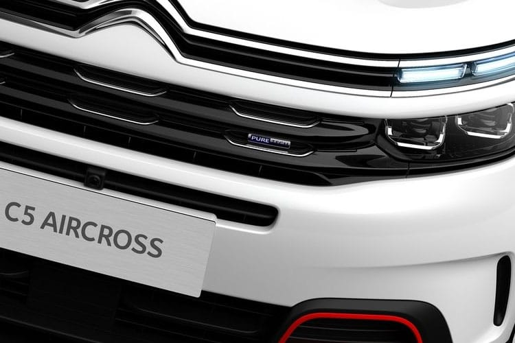 Citroen C5 Aircross SUV 1.6 PHEV 13.2kWh 225PS Flair 5Dr e-EAT8 [Start Stop] detail view