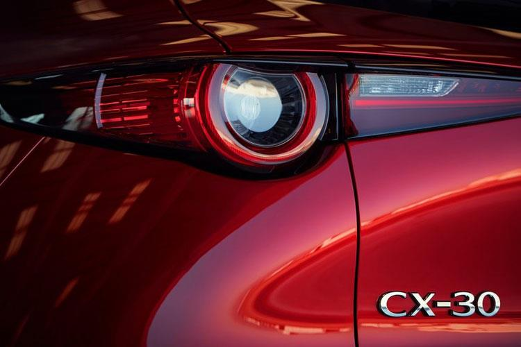 Mazda CX-30 SUV 2.0 e-SKYACTIV X MHEV 186PS GT Sport 5Dr Manual [Start Stop] detail view