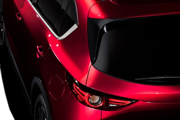 Mazda CX-5 SUV 2.0 SKYACTIV-G 165PS GT Sport 5Dr Auto [Start Stop] detail view