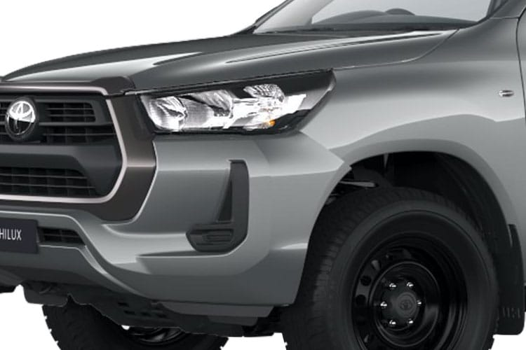 Toyota Hilux PickUp Double Cab 4wd 2.8 D-4D 4WD 204PS Invincible X Pickup Double Cab Auto [Start Stop] detail view