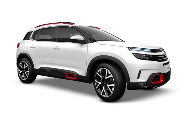 Citroen C5 Aircross SUV 1.6 PHEV 13.2kWh 225PS Flair 5Dr e-EAT8 [Start Stop] front view