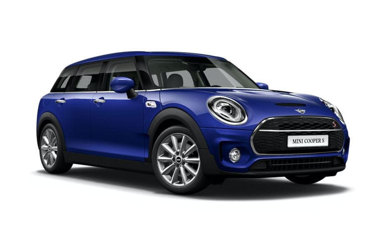 MINI Clubman John Cooper Works All4 2.0  306PS  6Dr Steptronic [Start Stop] [Nav Plus] front view