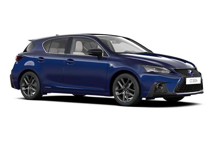 Lexus CT 200h Hatch 5Dr 1.8 h 136PS CT 5Dr E-CVT [Start Stop] front view