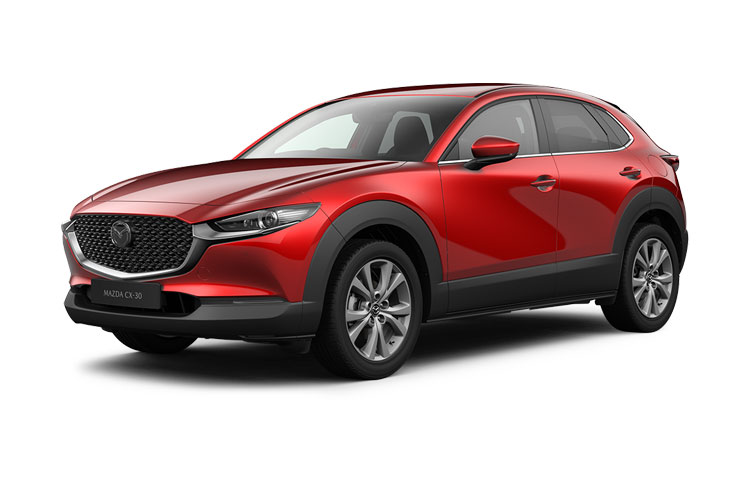 Mazda CX-30 SUV 2.0 e-SKYACTIV X MHEV 186PS GT Sport 5Dr Manual [Start Stop] front view