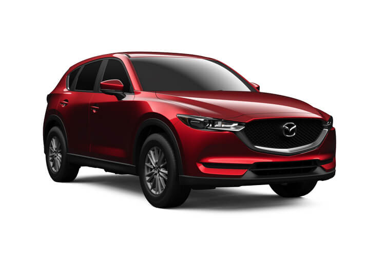 Mazda CX-5 SUV 4wd 2.5 SKYACTIV-G 194PS GT Sport 5Dr Auto [Start Stop] front view