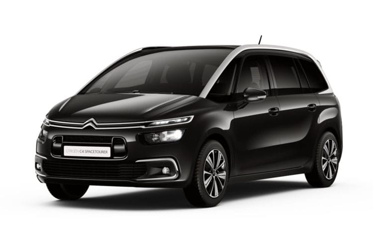 Citroen C4 SpaceTourer Grand C4 SpaceTourer MPV 1.2 PureTech 130PS Flair Plus 5Dr EAT8 [Start Stop] front view