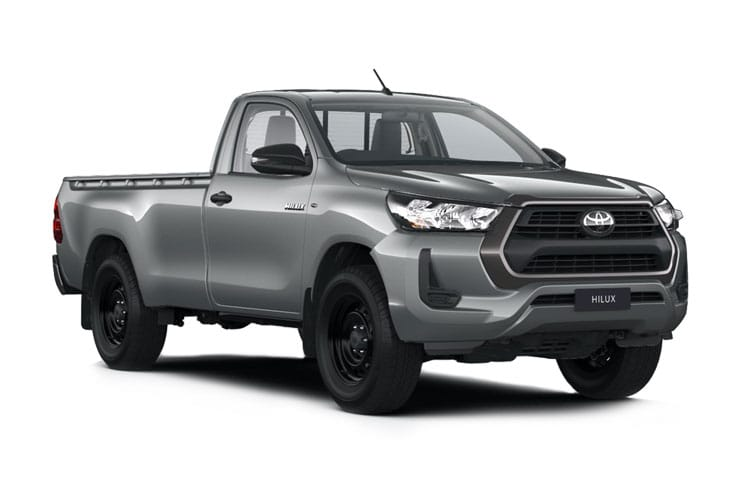 Toyota Hilux PickUp Double Cab 4wd 2.8 D-4D 4WD 204PS Invincible X Pickup Double Cab Auto [Start Stop] front view