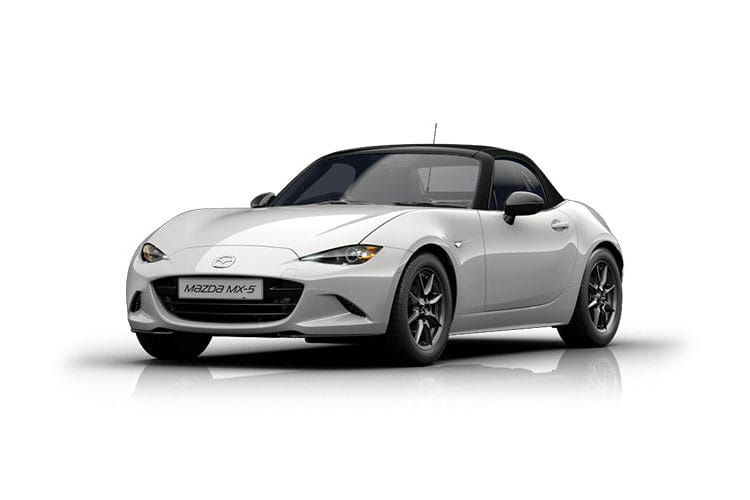 Mazda MX-5 Convertible 2.0 SKYACTIV-G 184PS 100th Anniversary Edition 2Dr Manual [Start Stop] front view