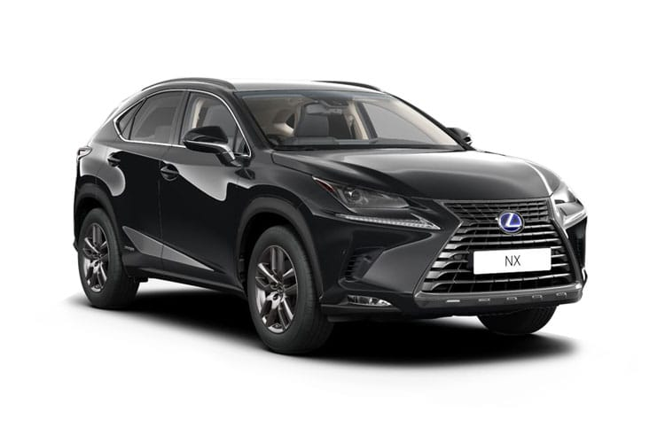 Lexus NX 300h SUV 4wd 2.5 h 197PS NX 5Dr E-CVT [Start Stop] [Premium Sport Edition] front view