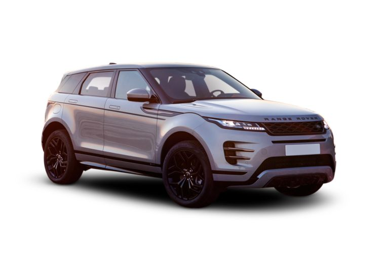 Land Rover Range Rover Evoque SUV 5Dr 2.0 P MHEV 300PS R-Dynamic S 5Dr Auto [Start Stop] front view