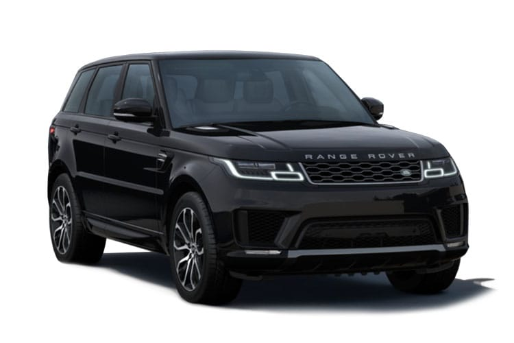 Land Rover Range Rover Sport SUV 5.0 P V8 575PS SVR Carbon Edition 5Dr Auto [Start Stop] [5Seat] front view