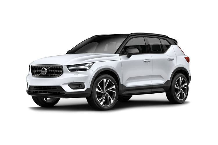 Volvo XC40 SUV AWD Electric P8 78kWh 300KW 408PS First Edition 5Dr Auto front view