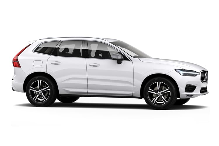 Volvo XC60 SUV 2.0 B5 MHEV 250PS R DESIGN Pro 5Dr Auto [Start Stop] front view