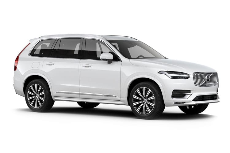 Volvo XC90 SUV 2.0 B6 MHEV 300PS R DESIGN 5Dr Auto [Start Stop] front view