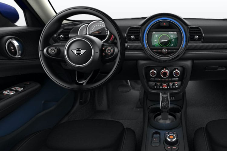MINI Clubman John Cooper Works All4 2.0  306PS  6Dr Steptronic [Start Stop] [Nav Plus] inside view