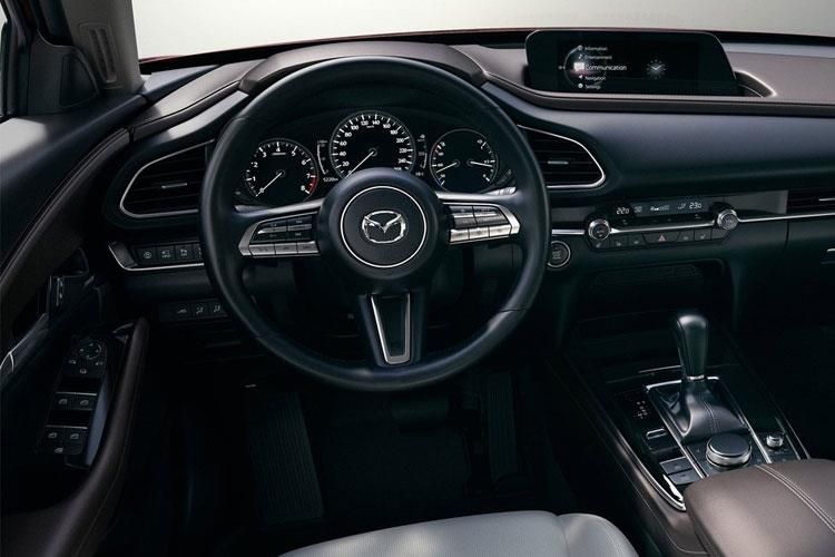 Mazda CX-30 SUV 2.0 e-SKYACTIV X MHEV 186PS GT Sport 5Dr Manual [Start Stop] inside view