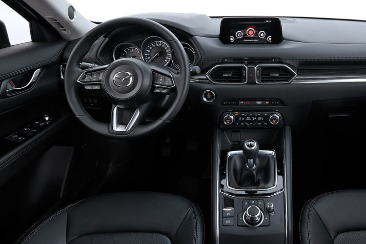 Mazda CX-5 SUV 2.0 SKYACTIV-G 165PS GT Sport 5Dr Auto [Start Stop] inside view