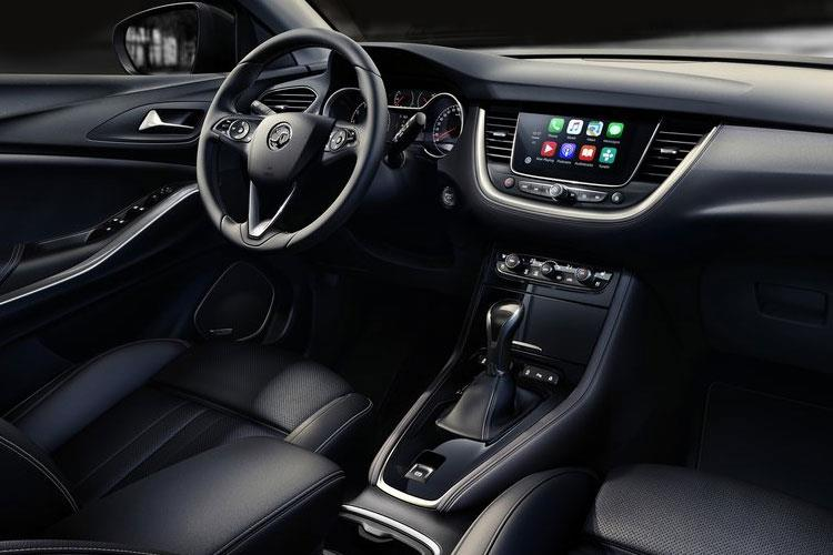 Vauxhall Grandland X SUV 1.2 Turbo 130PS SRi Nav 5Dr Manual [Start Stop] inside view