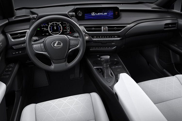 Lexus UX 250h SUV 2.0 h 184PS UX 5Dr E-CVT [Start Stop] [Prem] inside view