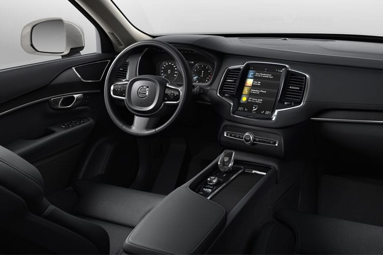 Volvo XC90 SUV 2.0 B5 MHEV 235PS Inscription 5Dr Auto [Start Stop] inside view
